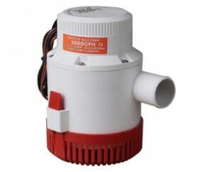 3000GPH Bilge Pump