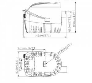 auto bilge pump diagram